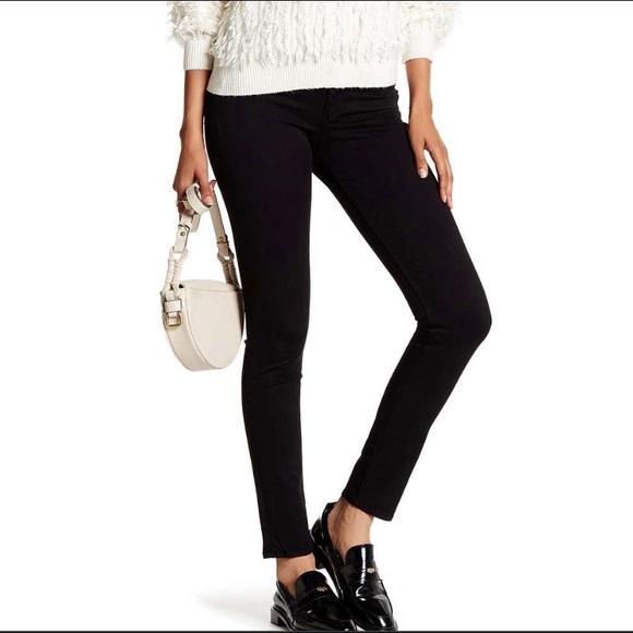 rag & bone Denim - RAG & BONE | basic black skinny jeans 26